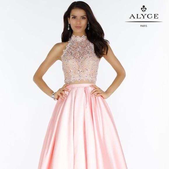 Alyce Paris Dresses | Ball Gown Blush | Poshmark
